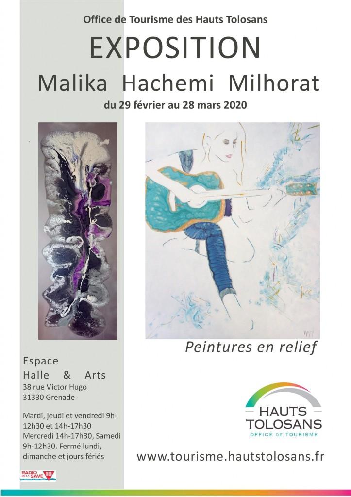 Affiche M. Hachemi Milhorat mars 2020